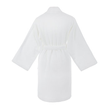 Trace Bathrobe - Pink/Red