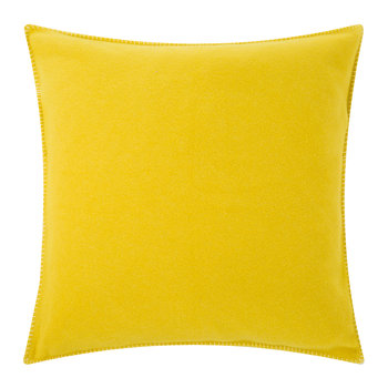 Soft Fleece Pillow - 50x50cm - Curry