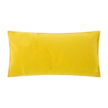 Soft Fleece Pillow - 30x50cm - Curry