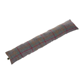 Tweed Draught Excluder - 16x80cm - Country Check