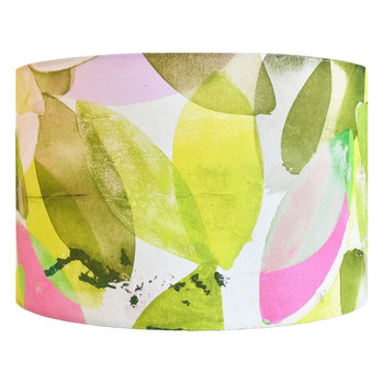 Falling Leaves in Spring Lamp Shade