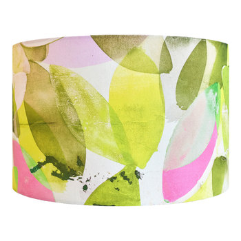 Falling Leaves in Spring Lampshade