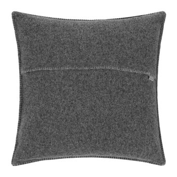 Soft Wool Cushion - 50x50cm - Titanium