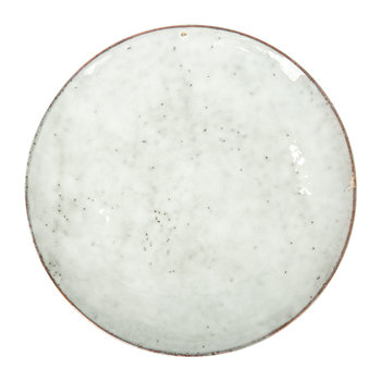 Nordic Sand Dinner Plate - Stoneware - Sand