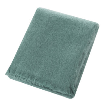 Mohair Throw - Juniper