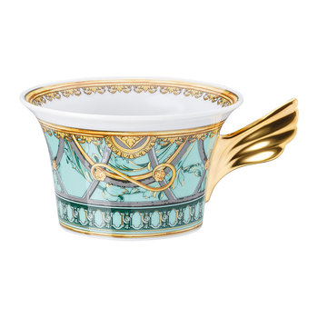 25th Anniversary Scala Palazzo Teacup & Saucer - Limited Edition