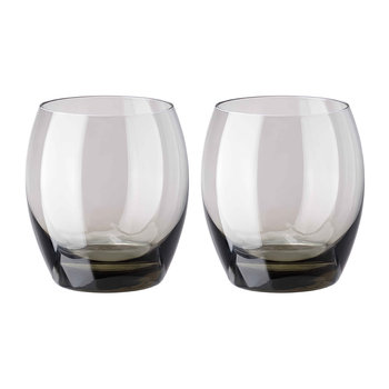 Medusa Lumiere 2nd Edition Whiskey Tumblers - Set of 2 - Haze