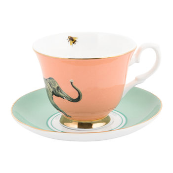 Elefant Teetasse & Untertasse