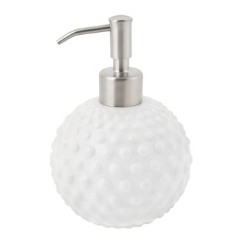 Pearl Ceramic Soap Dispenser