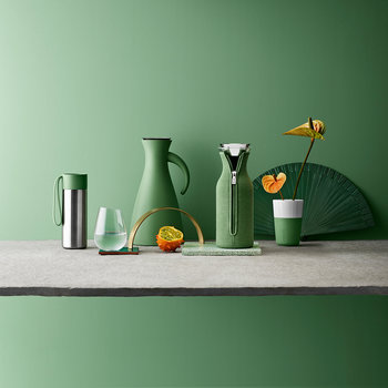 Vacuum Pitcher - 1L - Botanic Green