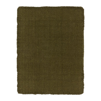 Boucle Throw - 140x200cm - Khaki