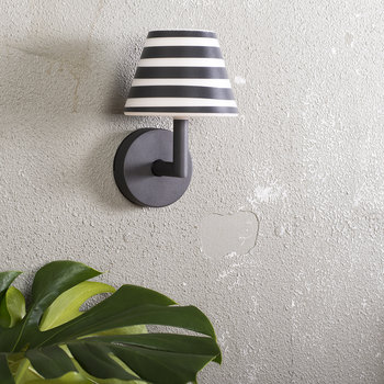 Add The Wally Wall Light - Anthracite