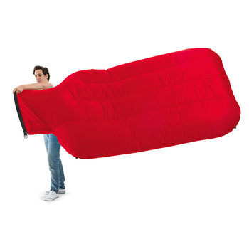 Lamzac XXXL Lounger - Red