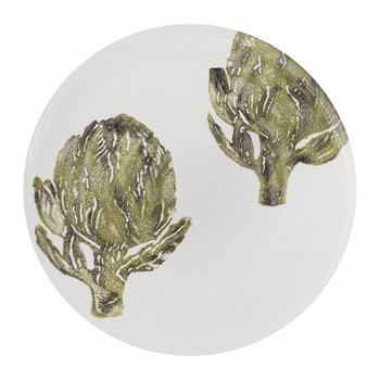 Artichoke Serving Platter