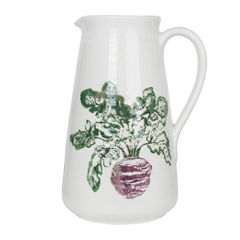 Beetroot Ceramic Pitcher