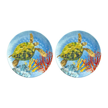 Marine Side Plates - Set of 2