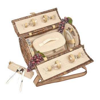 Opera Picnic Basket - 4 Person