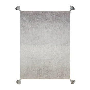 Ombre Washable Rug - 120x160cm - Dark Grey/Grey
