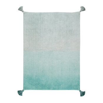 Ombre Washable Rug - 120x160cm - Emerald