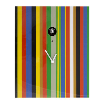 Arcoiris Cucù Clock - Multi