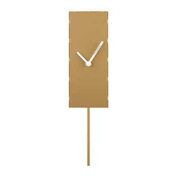Minuto Wall Clock - Turtledove