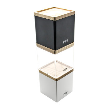 Nordic Square Box - White