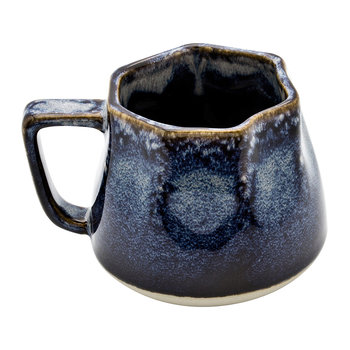 Orbit Crinkle Mug - Midnight