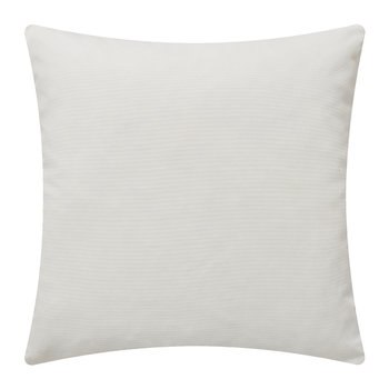 Kukkia Embroidered Pillow - Charcoal - 40x40cm