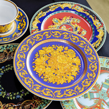 25th Anniversary Le Roi Soleil Plate - Limited Edition