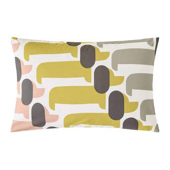 Dog Show Pillowcase Pair - Multi