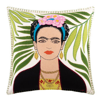 Tropical Frida Cushion - 46x46cm