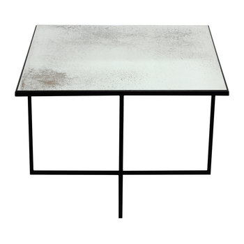 Surface Square Coffee Table - Metallic Bronze