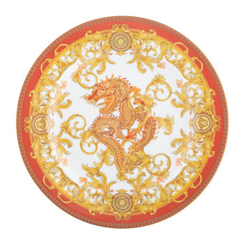 25th Anniversary Asian Dream Plate - Limited Edition