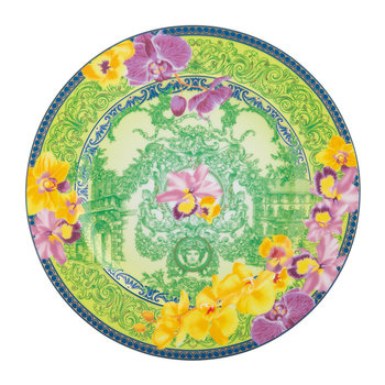 25th Anniversary D.V. Floralia Plate - Limited Edition