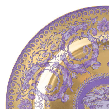 25th Anniversary Le Grand Divertissement Gold Plate - Limited Edition