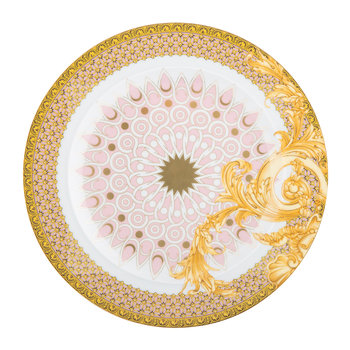 25th Anniversary Les Reves Byzantins Plate - Limited Edition