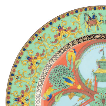 25th Anniversary Marco Polo Plate - Limited Edition