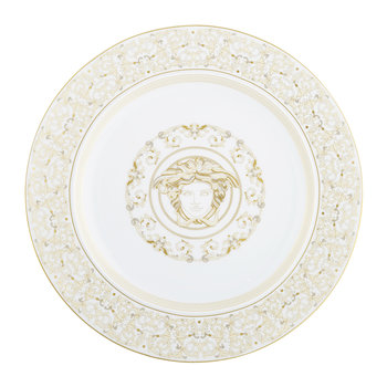 25th Anniversary Medusa Gala Plate - Limited Edition