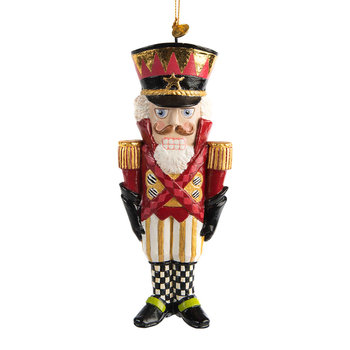 The General Nutcracker Tree Decoration