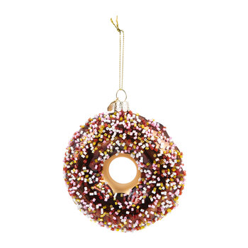 Donut Tree Decoration - Brown