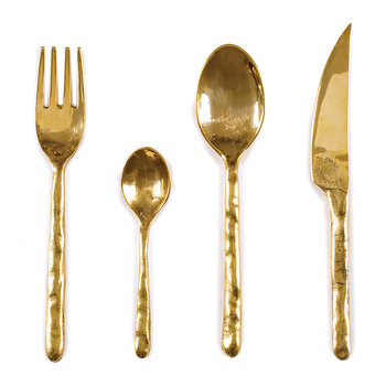Fingers Flatware - Set of 4