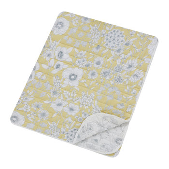 Maelee Quilted Bedspread - Sunshine
