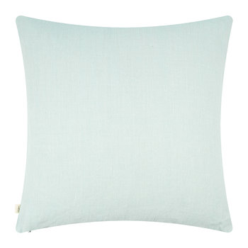 The Rose Cushion - 50x50cm - Swedish Blue