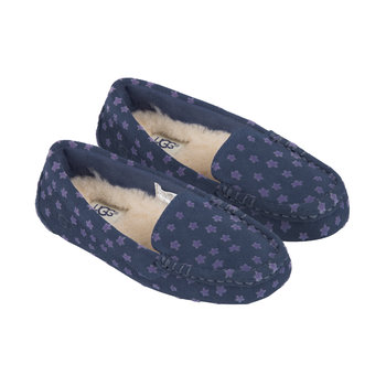 Children's Nasir Stars Slippers - Nocturn