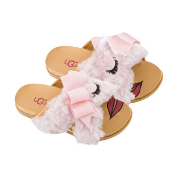 Children's Staceee Sandals - Seashell Pink