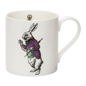 Mug White Rabbit