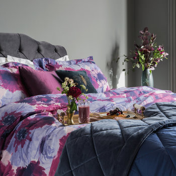 Flourish 200 Thread Count Duvet Set