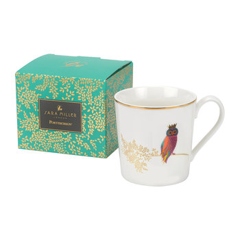 Piccadilly Collection Mug - Opulent Owl