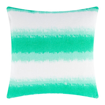 Borabora Pillow - 45x45cm - Emerald/Palm Purple