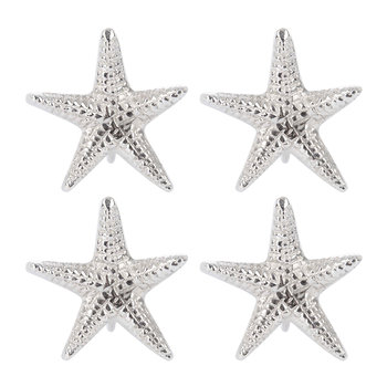 Starfish Napkin Ring - Set of 4